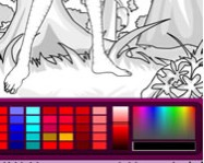Avatar world coloring online kifest� j�t�k
