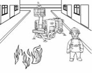 Fireman Sam make a picture ingyen j�t�k